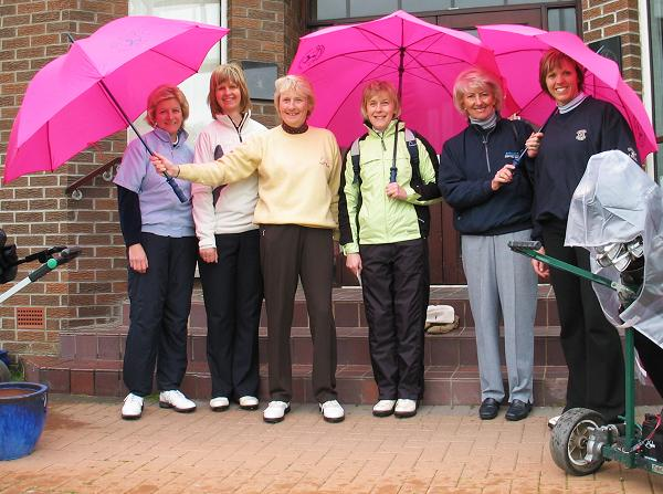 The Winter Foursomes Finalists